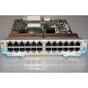 HP PROCURVE J9534A 24-PORT GIG-T POE+ V2 ZL EXPANSION MODULE - NEW SEALED