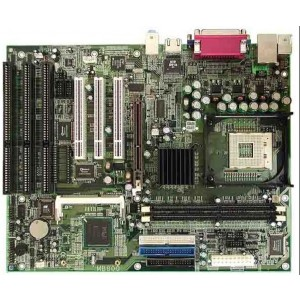 Ibase MB800FH CPU Board   ATX Motherboard   Supports Socket 478 Intel 845GE