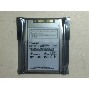 Toshiba MK1235GSL 120 GB,Internal,4200 RPM,1.8""