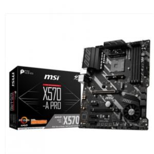 MSI microstar x570-a PRO