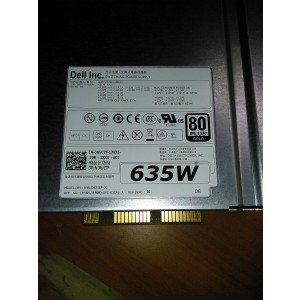 Dell NVC7F Precision T5600 635W Power Supply Unit Delta D635EF