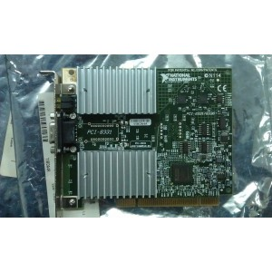 Refurbished NI PCI-8331 PCI-83316