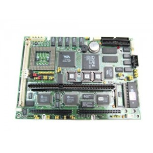 Advantech Biscuit PC PCM-4865 Based SBC w/ Ethernet Interface Rev: A2