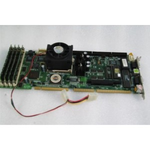 INDUSTRIAL SBC,PC,IPC,PEAK 530F P-MMX CPU 233MHZ COMPUTER BOARD