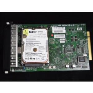 HP Designjet Z3100/Z2100 Formatter Board W/ HDD Q5669-60576 Q5669-60175