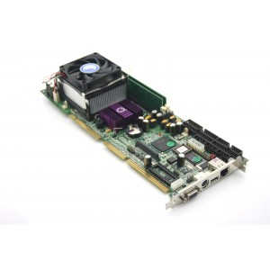 Industrial Computer Motherboard ROBO-8712VLA BIOS R1.00 Pentium D/4 2X256MB RAM