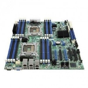S2600CP4 Server Motherboard C602 chip Dual XEON A2011 support E5-2600