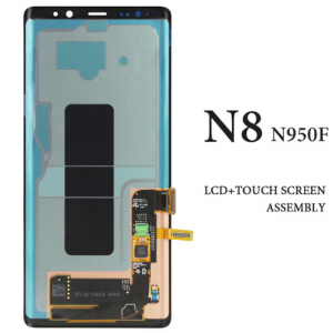 Samsung Galaxy Note 8 LCD Display Touch Screen