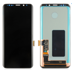 samsung S9 black Lcd screen assembly with frame