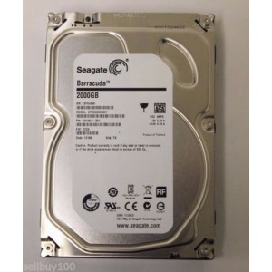 Seagate Barracuda ST2000DM001 2TB 7200 RPM 64MB Cache SATA 6.0Gb/s 3.5""