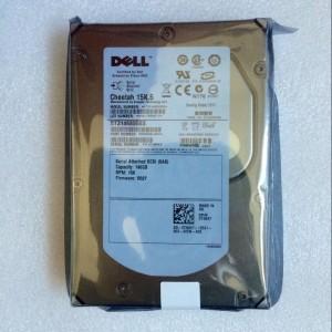 "DELL/SEAGATE ST3146356SS 146GB 15K 3.5"" SAS HARD DRIVE NEW"