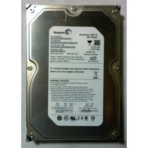 Seagate Barracuda 7200.10 320GB 7200 RPM Desktop Hard Drive ST3320620AS