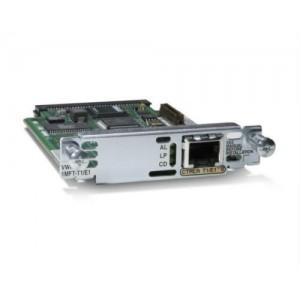 New Cisco 3rd Gen 1-Port Multiflex Trunk Interface Card T1/E1 # VWIC3-1MFT-T1/E1