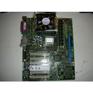 Fujitsu Siemens W26361-W55-X-01 + P4 2,4Ghz + 1Gb ddr + cooler 478
