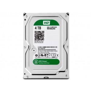 """WESTERN DIGITAL WD GREEN HDD WD40EZRX 4TB 64MB CACHE SATA 6Gb/s 3.5"""" HARD DRIVE"""