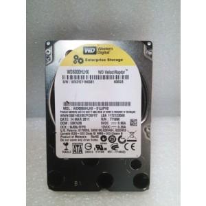"""WD6000HLHX WESTERN DIGITAL 600GB VELOCIRAPTOR 10K 3.5"""" 6Gb/s SATA HDD"""