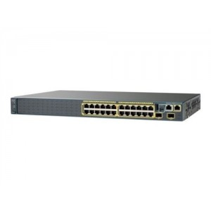 New Sealed Cisco Catalyst WS-C2960S-48TD-L 48-Ports Rack-Mountable SwitchManaged