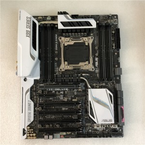 ASUS X99 SERIES CRYSTAL SOUND 2 X99-DELUXE