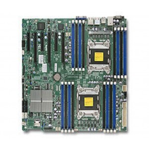 Supermicro X9DRI-F Industrial Computer AccessoriesDual LGA2011/ Intel C602/ DDR3