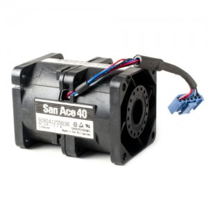 PowerEdge 1850 Fan Y2205 0Y2205 San Ace 40 12V 1.1A SANYO DENKI 9CR 0412S512